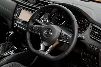 interior design and technology nissan x trail automotive industry analysis just auto - Interior Design Industry Analysis