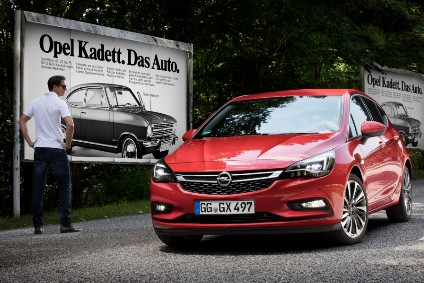 Astra sales were down by 37% in March, the car was even outsold by the Fiat Ducato; meanwhile, Corsa registrations halved last month