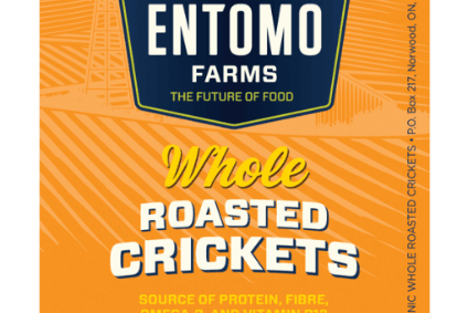 Maple Leaf invests in insect protein start-up Entomo Farms