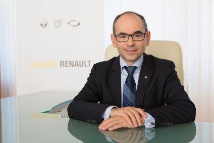 Avtovaz has named Yves Caracatzanis as new CEO