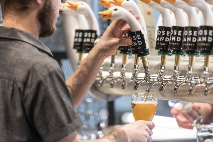 Goose Island sits at the centre of A-B InBevs craft beer portfolio