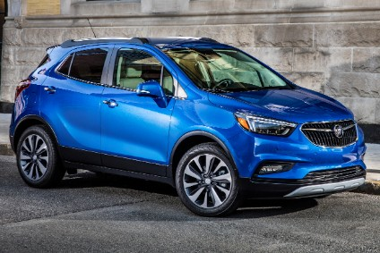 US sales of the Korean-built Buick Encore are running at an annualised rate of 100,000 units