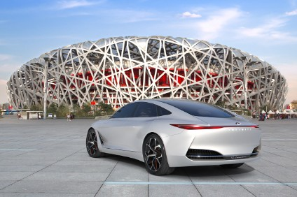 Infiniti To Electrify And Build Five Models In China Automotive