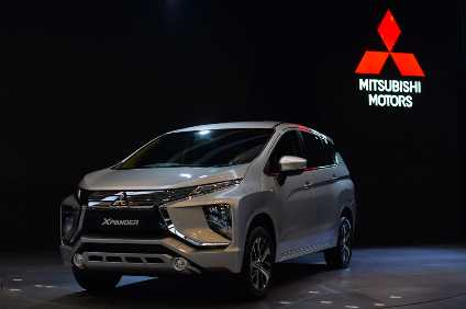 Xpander has been a big success for Mitsubishi in Asia
