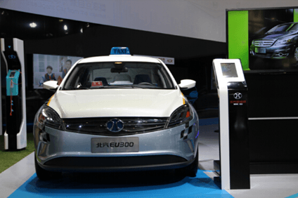 Baic Exports Evs To Mexico Targets Overseas Growth Automotive