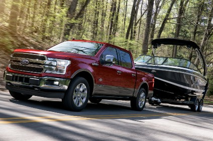 American Ford Truck Gets An English Engine Automotive Industry News Just Auto