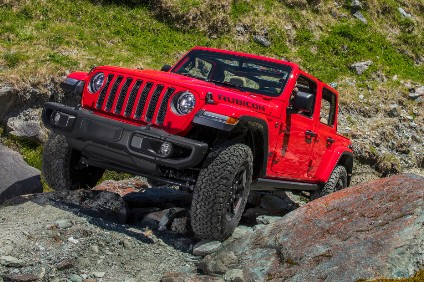 Another surge in Jeep sales gave FCA a US boost