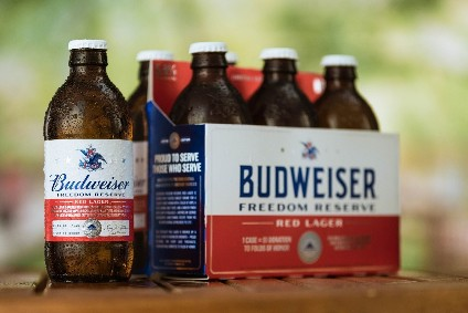 Budweiser's 'Red Lager' recipe inspired by George Washington