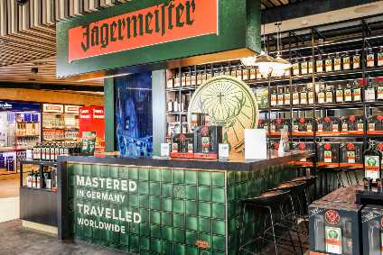 The Jagermeister activation will roll out to 18 airports