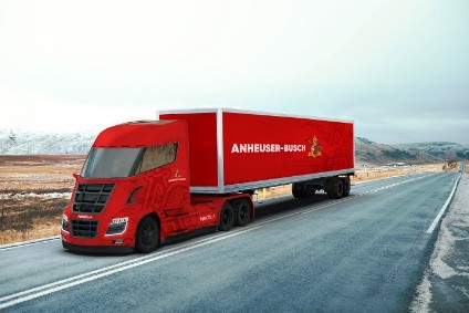 Anheuser-Busch orders up to 800 hydrogen-fueled big rigs