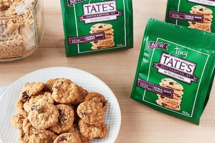 Cadbury and Oreo owner adds Tate's Bake Shop to its list