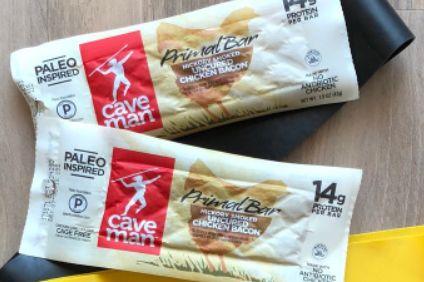 Caveman Food Bars : Caveman foods appoints former starbucks man jeff hansberry as ceo