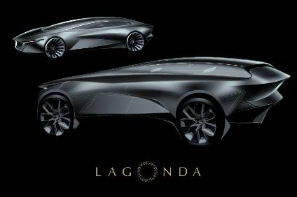 Aston Martin Confirms Lagonda Luxury Electric Suv Automotive