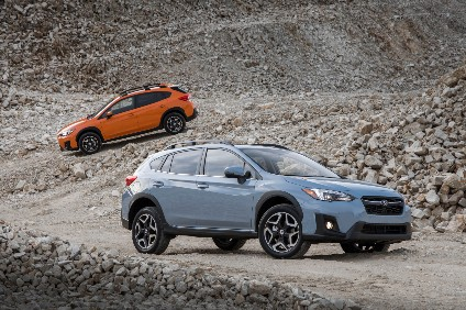 Subarus Crosstrek helped the brand to another record month in the US market