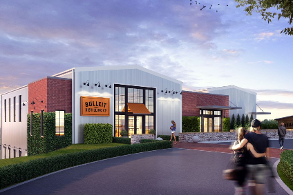Diageo lines up US$10m Bulleit visitor centre