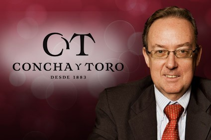 Concha y Toro Performance Trends 2013-2017 - results data