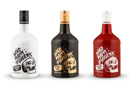 Halewood has added two flavour extensions - Coconut and Coffee - to the Dead Mans Fingers rum range