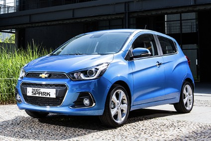 Facelifted Spark is GM Koreas newest model