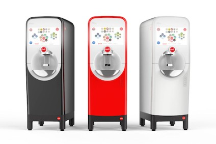 The Coca-Cola Co's latest  version of the Freestyle system was unveiled earlier this year