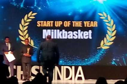 Milkbasket - attracting investment as well as winning awards