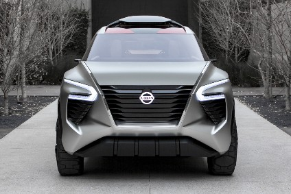 Next Rogue Sport/Qashqai and Rogue/X-Trail will take styling cues from XMotion concept