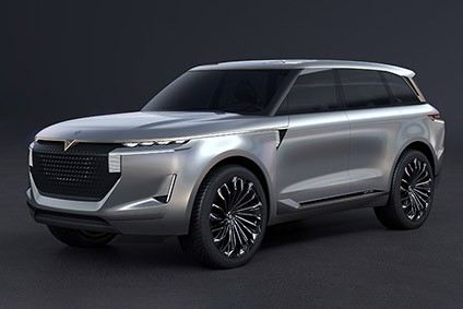 X concept from AutoChina 2018 believed to be a preview of a large SUV