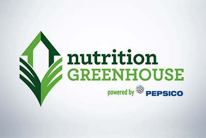 PepsiCos Nutrition Greenhouse project launched in Europe last year