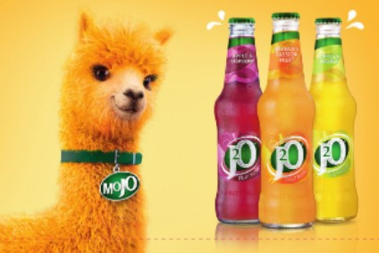 "Britvic said the new J2O ad will help bring the brand to the ""heart of key social moments"""