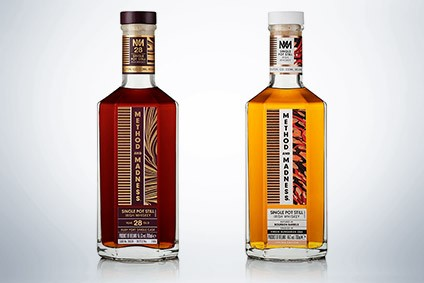 Method and Madness Irish whiskey was launched in 2017 from Irish Distillers Midleton distillery