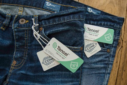 Cone Denim creates new denim fabrics using Refibra