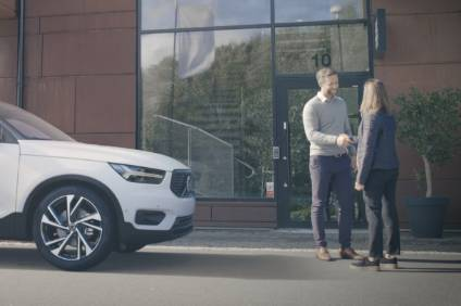 A more personalised service is promised by Volvo