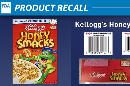 Kellogg's recalls Honey Smacks cereal due to possible salmonella risk