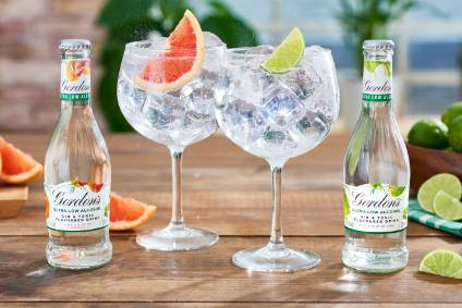 The strikes were set to affect sites that produce Diageo brands including Gordons gin