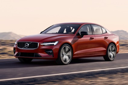 Redesigned S60 will be first US built Volvo sedan