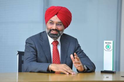 "Gurpratap Boparai: ""In India, we will offer top-class products at prices that amount to a paradigm shift in the automotive industry."""