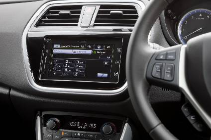 Interior Design And Technology U2013 Suzuki SX4 S Cross | Automotive Industry  Analysis | Just Auto