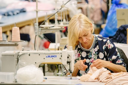 London-based Fashion-Enter is currently investing in expanding its production capacity