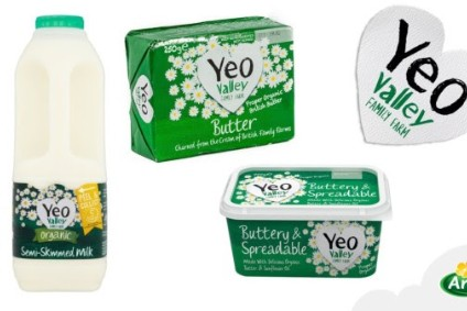 Arla Foods gets clearance for Yeo Valley acquisition
