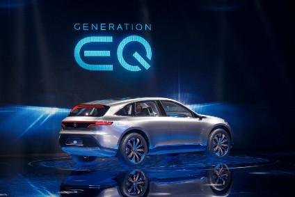 EQC, which will take on the Audi e-tron, Jaguar I-Pace and BMW iX3, is now only months away