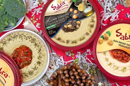 Sabra Dipping Company expands US hummus-making facility