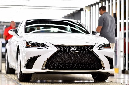 Build A Lexus >> Lexus Eyeing China Build Report Automotive Industry News