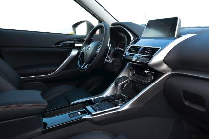 Interior Design And Technology Mitsubishi Eclipse Cross