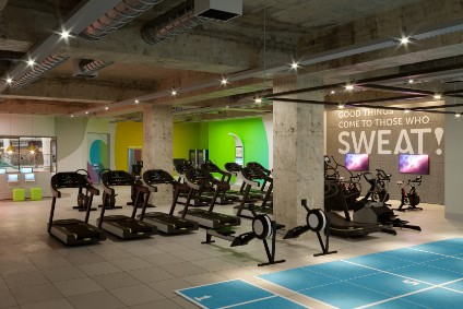 Debenhams will open its first in store gym in Sutton on 10 September as part of its collaboration with fitness chain Sweat!