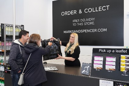 M&S online returns can now be processed at 280 Simply Food locations