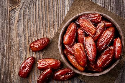 Dates among most popular on-the-go snacks in China