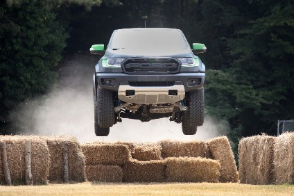 Ford appears set to launch Raptor performance variants of European Ranger truck line at Gamescom