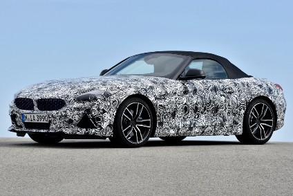 Project G20 And Other Key Cars In Bmw S Future Automotive Industry
