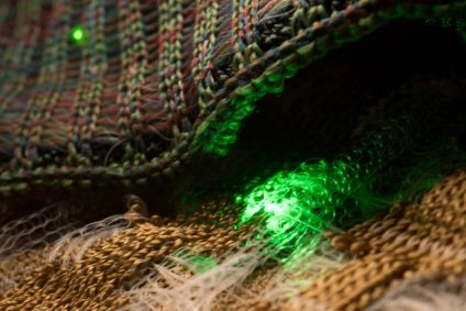 For what is said to be the first time, the researchers have produced fibres with embedded electronics that can be woven into soft fabrics and made into wearable clothing