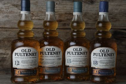 Old Pulteney switches aged expression in portfolio redraw