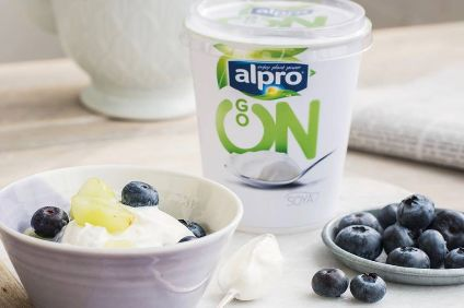 Alpro Go On found success in Netherlands in 2017, IRI said